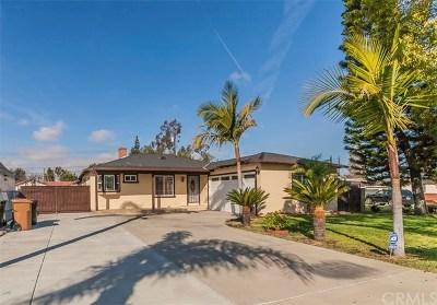 Garden Grove Single Family Home For Sale: 12901 Abbott Court