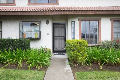 West Covina Condo/Townhouse For Sale: 121 Poxon Place