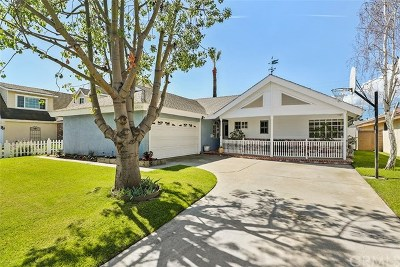 Los Alamitos Single Family Home For Sale: 11941 Cherry Street