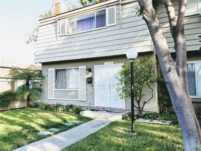 Garden Grove Condo/Townhouse For Sale: 12824 Chelsea Circle