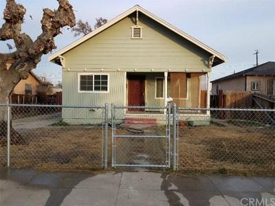 Visalia Single Family Home For Sale: 822 S Garden Street
