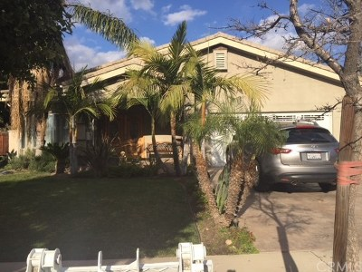 Sun Valley Single Family Home For Sale: 9270 Kewen Avenue