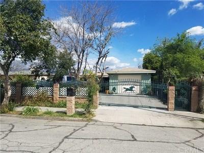San Bernardino Single Family Home For Sale: 733 Harris Street