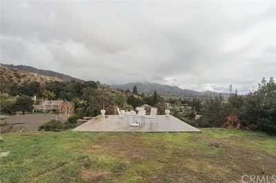 Glendora Residential Lots & Land For Sale: 1019 N Easley Canyon Road