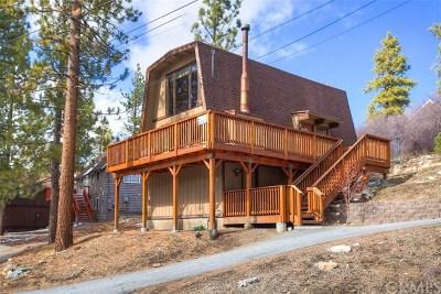 Big Bear Single Family Home For Sale: 799 Edgemoor Road