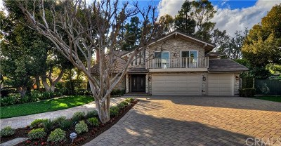 Yorba Linda Single Family Home For Sale: 6041 Country View Drive