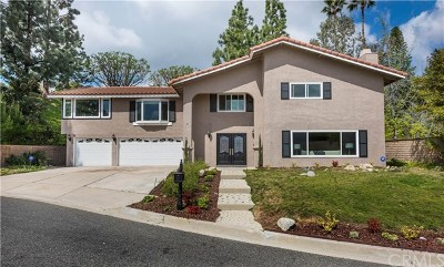 North Tustin Single Family Home For Sale: 10971 Furlong Drive