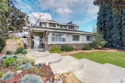 Long Beach Single Family Home For Sale: 4284 Montair Avenue