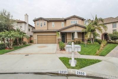 Santa Ana Single Family Home For Sale: 2850 N Stone Pine