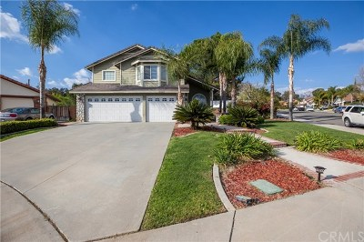 Moreno Valley Single Family Home For Sale: 10327 Lake Summit Drive