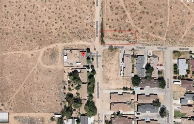 Adelanto Residential Lots & Land For Sale: 10399 Parcel Map 10399