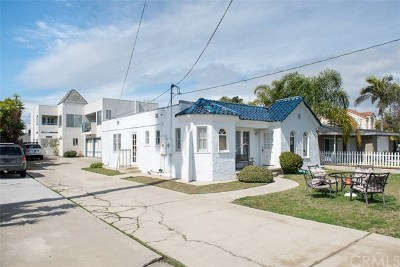 Newport Beach Single Family Home For Sale: 3211 Broad Street