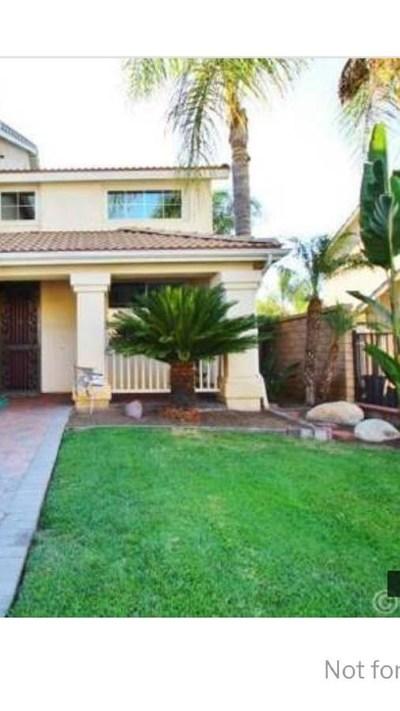 Corona Single Family Home For Sale: 2578 Dakin Drive