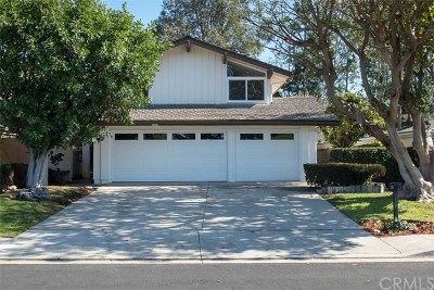Anaheim Hills Single Family Home For Sale: 6554 E Calle Del Norte