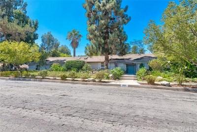 Fullerton Single Family Home For Sale: 3101 Puente Street