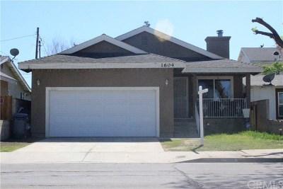 Placentia Single Family Home Active Under Contract: 1604 Vincente Avenue