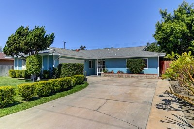 Anaheim Single Family Home For Sale: 2721 E Verde Avenue