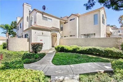 Chino Hills Condo/Townhouse For Sale: 13133 Le Parc #1104