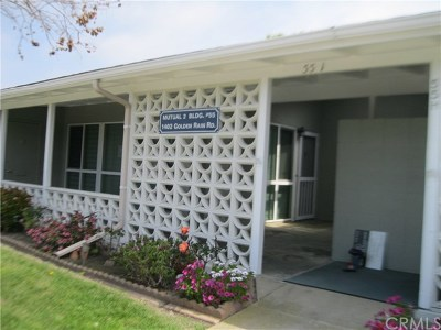 Seal Beach Co-op For Sale: 1402 Golden Rain Road M2 #55I