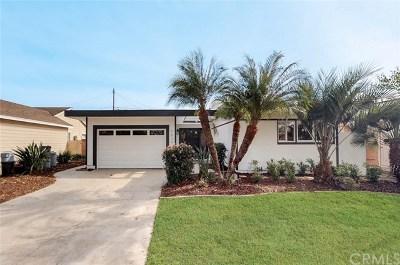 Long Beach Single Family Home For Sale: 7034 E Los Santos Drive