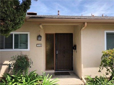 Tustin Condo/Townhouse For Sale: 1881 Mitchell Avenue #75