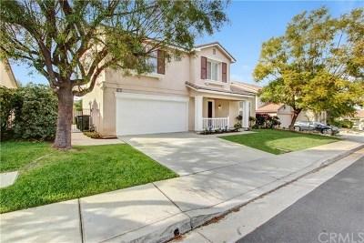 Corona Single Family Home For Sale: 3720 Coleville Circle