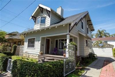 Long Beach Single Family Home For Sale: 129 Orange Avenue