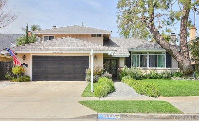 Costa Mesa Single Family Home For Sale: 2064 Phalarope Court