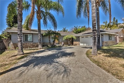 Whittier Single Family Home For Sale: 7951 Bacon Road