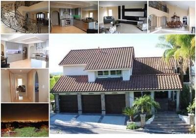 Orange Single Family Home For Sale: 2334 N Rockridge Circle