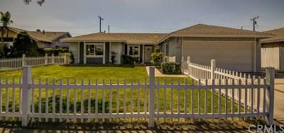 Huntington Beach Single Family Home For Sale: 5702 Spa Drive