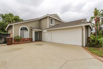 Walnut Single Family Home Active Under Contract: 528 Diamond Place