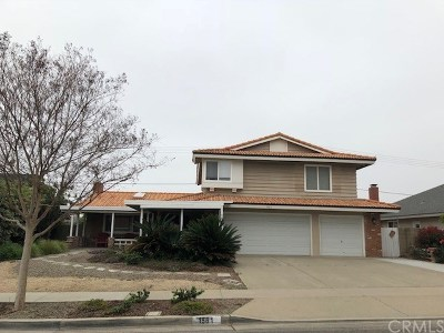 Placentia Multi Family Home For Sale: 1561 Potomac Street