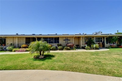 Seal Beach CA Co-op For Sale: $235,000