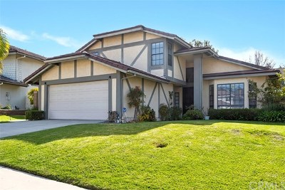 Fullerton Single Family Home For Sale: 1756 Deerwood Drive