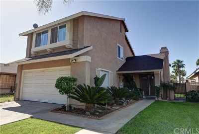 Moreno Valley Single Family Home For Sale: 24129 Amberley Drive