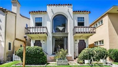 Long Beach Multi Family Home For Sale: 129 Park Avenue