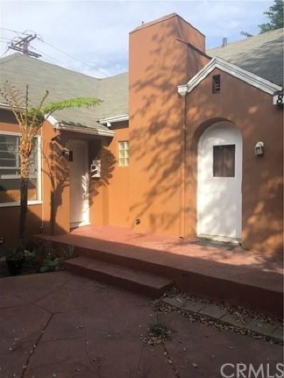Santa Ana Single Family Home For Sale: 801 W 17th Street