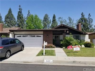 Anaheim Hills Rental For Rent: 6439 E Via Estrada
