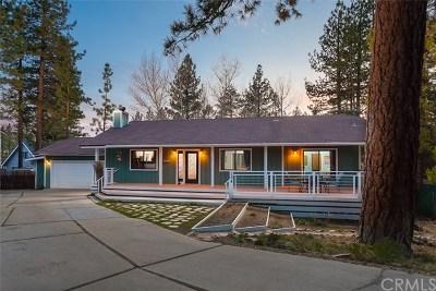 Blue Jay, Cedarpines Park, Crestline, Lake Arrowhead, Running Springs Area, Twin Peaks, Big Bear, Rimforest, Cedar Glen, Arrowbear Single Family Home For Sale: 154 Poplar Street