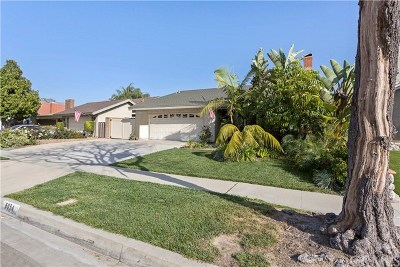 Anaheim Hills Single Family Home For Sale: 6054 E Camino Manzano