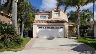 Anaheim Hills Rental For Rent: 593 S Hibiscus Way