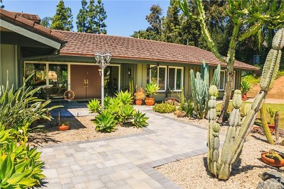North Tustin Single Family Home For Sale: 11561 Heathcliff Drive