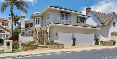 Newport Beach Single Family Home For Sale: 9 Hillsborough