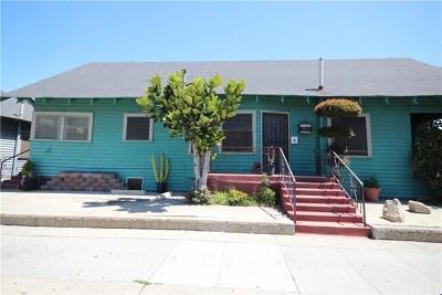 Long Beach Multi Family Home For Sale: 414 Magnolia Avenue
