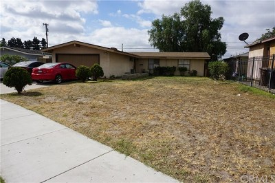 Anaheim Single Family Home For Sale: 1226 E Belmont Avenue