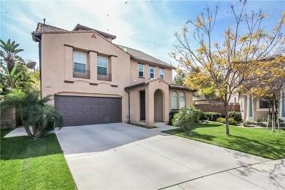 Corona Single Family Home For Sale: 25289 Sage Street