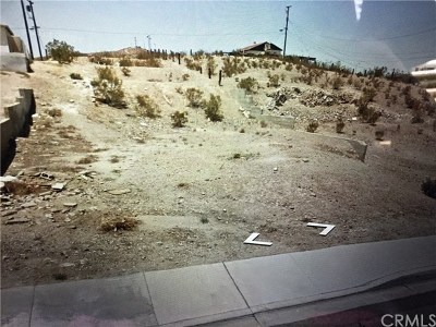 Barstow Residential Lots & Land For Sale: 5th