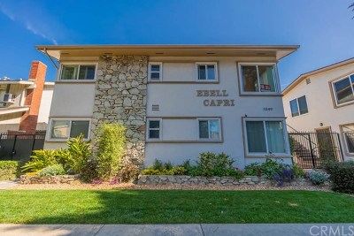 Long Beach Condo/Townhouse For Sale: 1049 3rd #4W