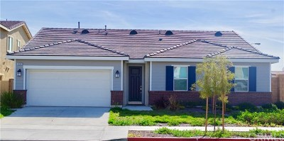 Chino Single Family Home For Sale: 12347 Nutmeg Drive